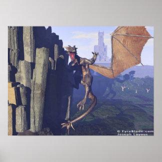 Guardian Dragon Poster