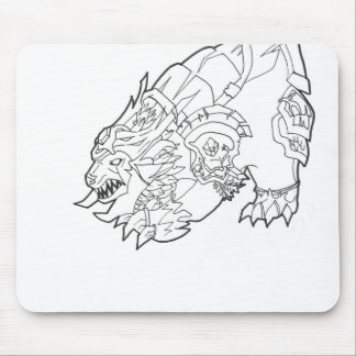 Guardian Druid Incarnation Mousepad