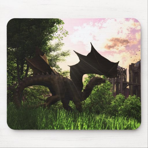 Guardian Mouse Pad