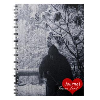 Guardian of Frozen Wonderland (Notebook) Notebook
