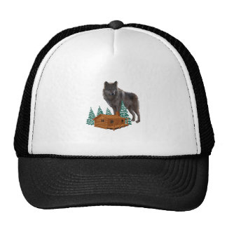 Guardian of Night Trucker Hat