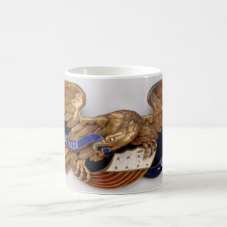 Guardian of Our Freedom Classic White Coffee Mug