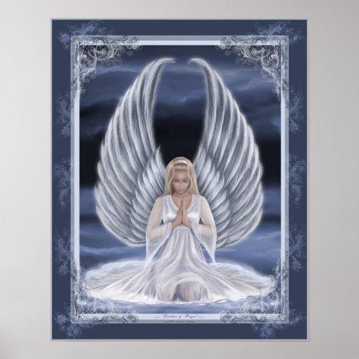 Guardian of Prayers Poster