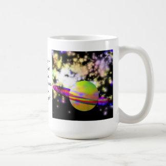 Guardian of the Galaxy DESIDERATA Coffee Mug