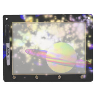 Guardian of the Galaxy Dry Erase Board With Keychain Holder