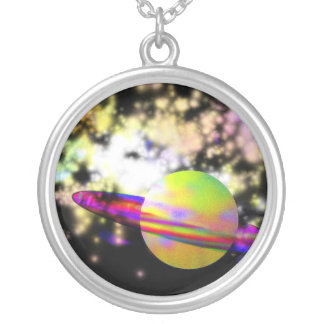 Guardian of the Galaxy Silver Plated Necklace