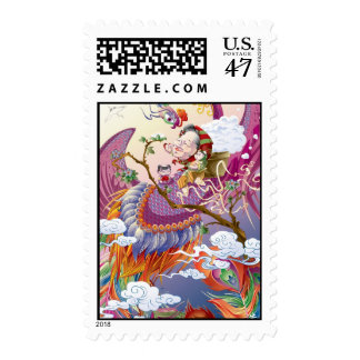 Guardian of the North- Phoenix Postage