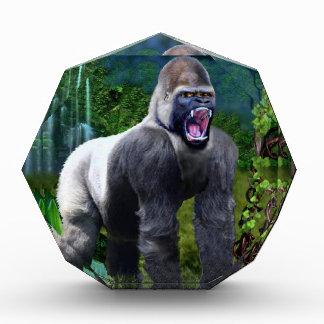 Guardian of the Rain Forest Acrylic Award