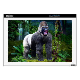"""Guardian of the Rain Forest Decals For 17"""" Laptops"""