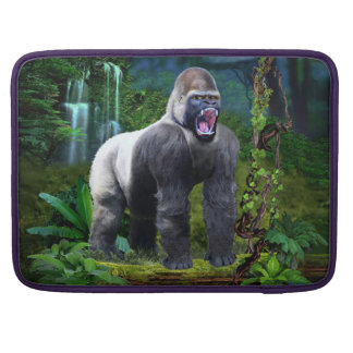 Guardian of the Rain Forest Sleeve For MacBook Pro
