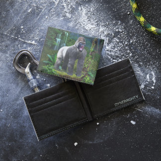 Guardian of the Rain Forest Tyvek Wallet