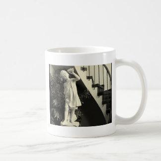 Guardian of the Stairs Classic White Coffee Mug
