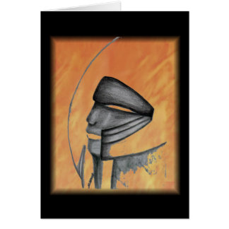 Guardian of the Universe - Jass Card