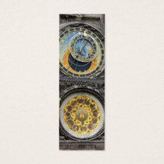Guardian of Time Bookmark Mini Business Card