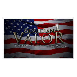 Guardian Of  Valor Poster