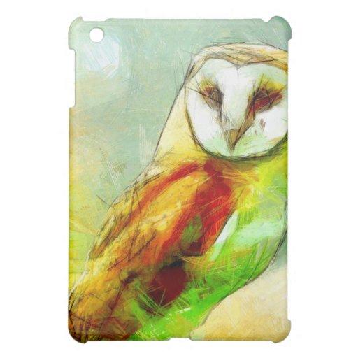 Guardian Owl iPad Mini Case