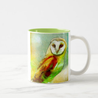 Guardian Owl Coffee Mugs