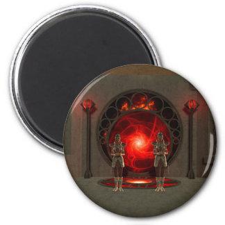 Guardians 2 Inch Round Magnet