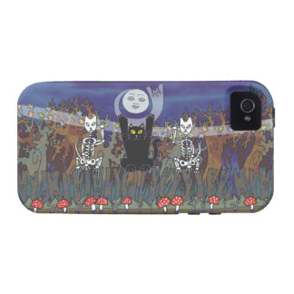 Guardians of a Haunted Forest iPhone 4/4S Cases