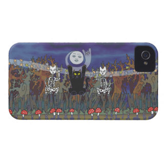 Guardians of a Haunted Forest iPhone 4 Case