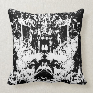 Guardians of Silver Creek Throw Pillow