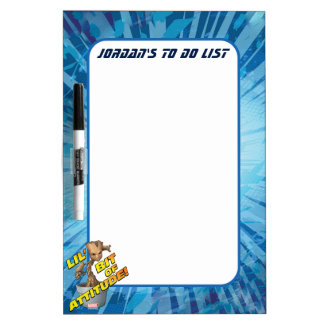 Guardians of the Galaxy | Baby Groot Attitude Dry-Erase Board