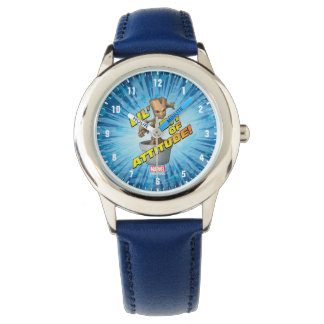 Guardians of the Galaxy | Baby Groot Attitude Wrist Watch