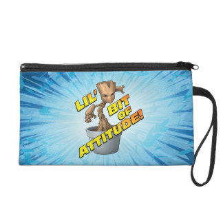 Guardians of the Galaxy | Baby Groot Attitude Wristlet