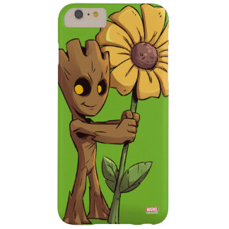 Guardians of the Galaxy | Baby Groot & Daisy Barely There iPhone 6 Plus Case