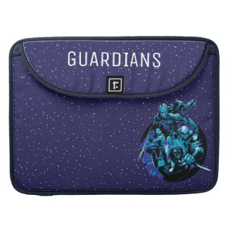 Guardians of the Galaxy   Blue Crew Graphic MacBook Pro Sleeve