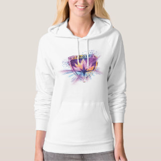 Guardians of the Galaxy | Crest Neon Burst Hoodie