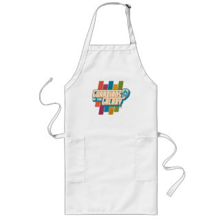 Guardians of the Galaxy | Crew Color Bar Logo Long Apron