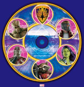 Guardians Of The Galaxy Crew Trinket Trays | Zazzle