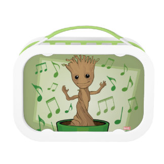 Guardians of the Galaxy | Dancing Baby Groot Lunch Box