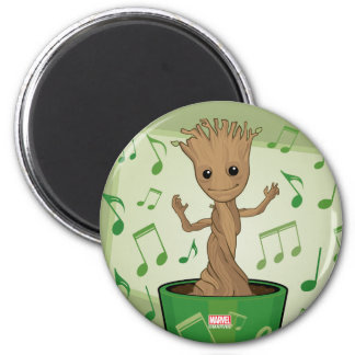 Guardians of the Galaxy | Dancing Baby Groot Magnet