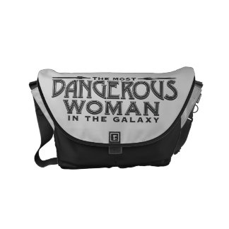 Guardians of the Galaxy | Dangerous Woman Small Messenger Bag