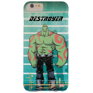Guardians of the Galaxy | Drax Mugshot Barely There iPhone 6 Plus Case