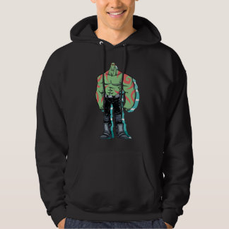 Guardians of the Galaxy   Drax Mugshot Hoodie