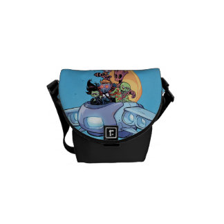 Guardians of the Galaxy   Gamora Pilots Ship Courier Bag