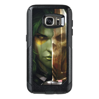 Guardians of the Galaxy | Gamora With Blade OtterBox Samsung Galaxy S7 Case