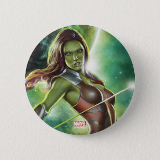 Guardians of the Galaxy | Gamora With Sword Button