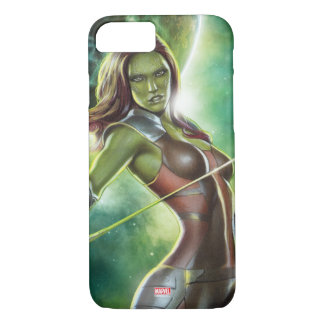 Guardians of the Galaxy | Gamora With Sword iPhone 8/7 Case
