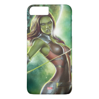 Guardians of the Galaxy | Gamora With Sword iPhone 8 Plus/7 Plus Case