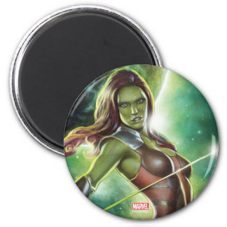 Guardians of the Galaxy | Gamora With Sword Magnet