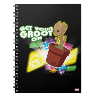 Guardians of the Galaxy | Get Your Groot On Notebook