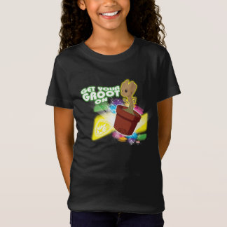 Guardians of the Galaxy   Get Your Groot On T-Shirt