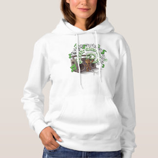 Guardians of the Galaxy | Groot Boombox Hoodie