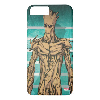 Guardians of the Galaxy | Groot Mugshot iPhone 8 Plus/7 Plus Case