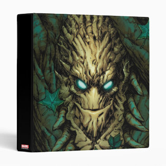 Guardians of the Galaxy | Groot Through Branches Binder