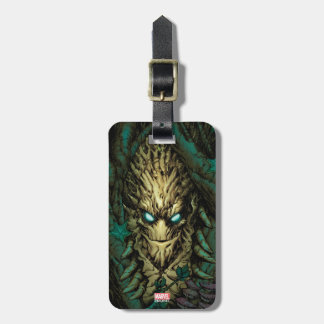 Guardians of the Galaxy | Groot Through Branches Luggage Tag